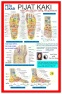 Peta Lokasi Pijat Kaki karya Oei Gin Djing, Akupunkturis