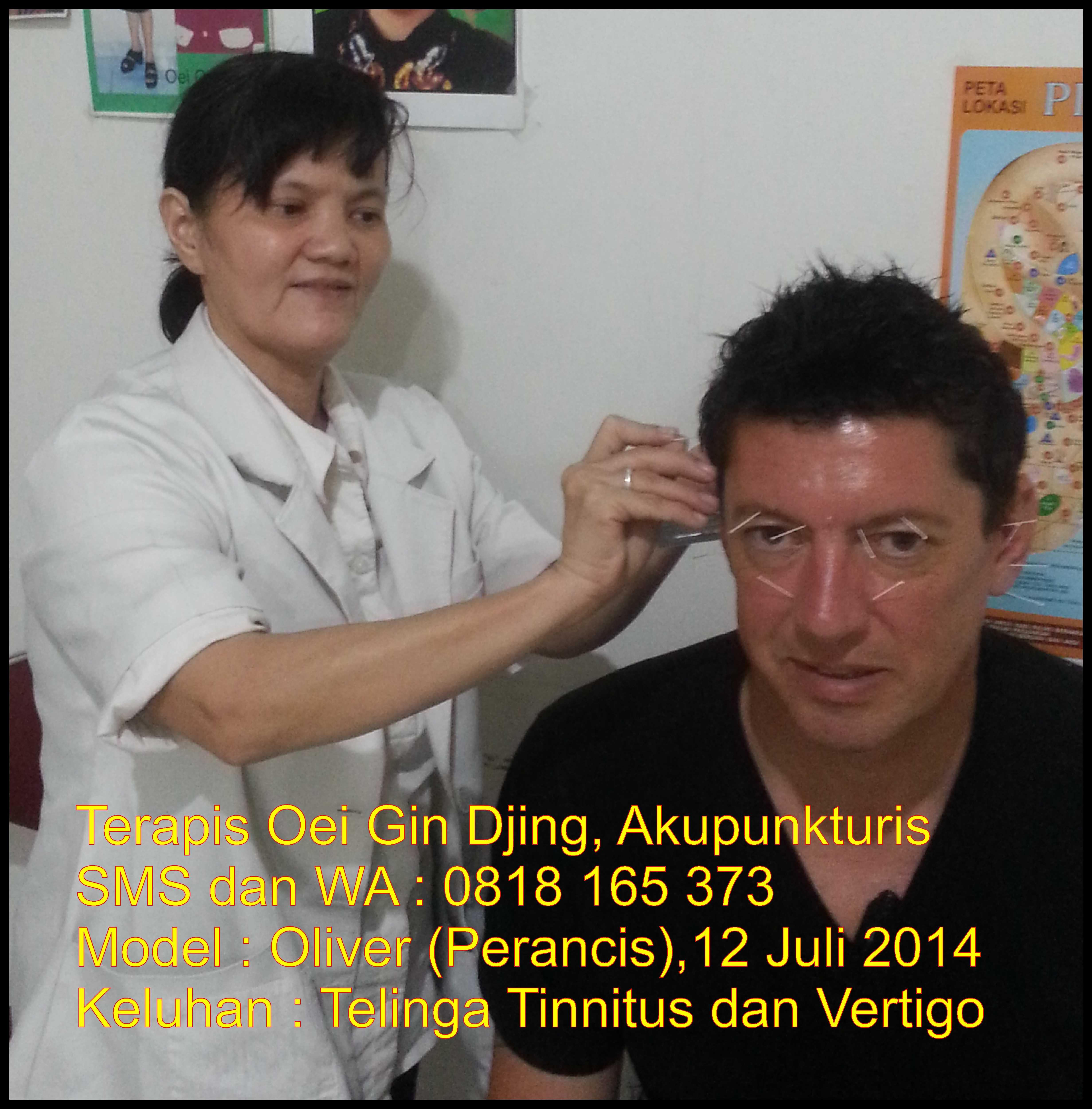 Batu Giok Asli Untuk Meringankan Tinnitus Oleh Oei Gin Djing